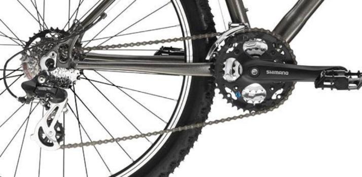 Трансмиссия горного велосипеда